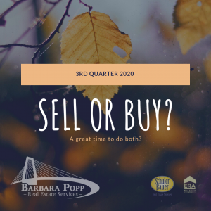 Sell or Buy a home? It might be a great time to do both!