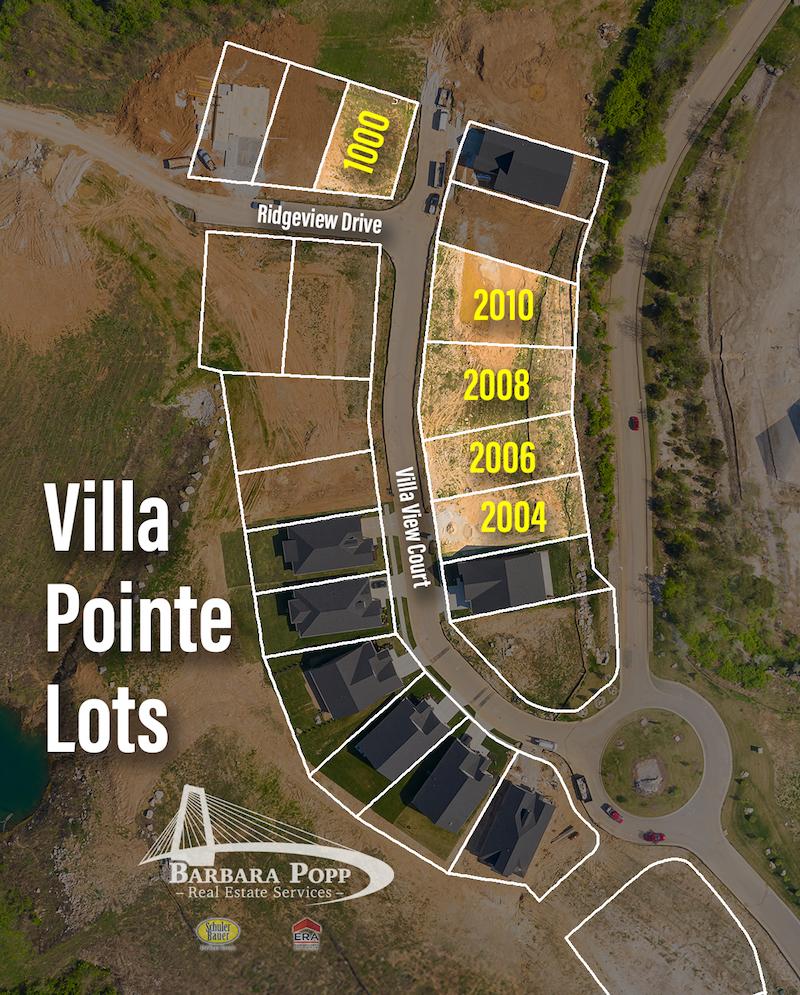 Villa Pointe Lots